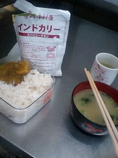 today's lunch0719