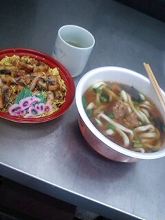 today's lunch0722