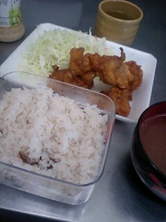 today's lunch0724