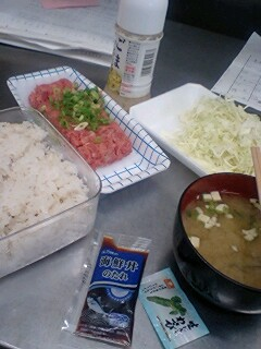 today's lunch0725